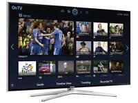 """Samsung 55"""" 3d smart tv"""