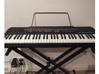 Casio Keylighting System CTK-520l - keyboard