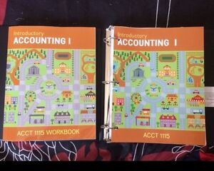 Microeconomics, marketing and accounting textbooks