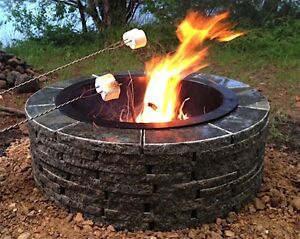 Amazing Granite Fire pits! West Island Greater Montréal image 3