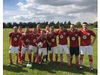 Sunday League Goalkeeper Needed - London