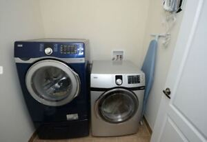 KENMORE ELITE SERIES ELECTRIC WASHER/DRYER COMBO
