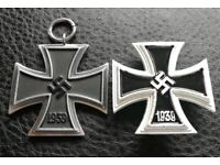 German military Iron Cross medals