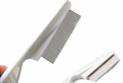 Metal Nit / Head Lice Comb Fine Toothed Matal flea Flee