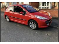Peugeot 207 ***Full Service History & £30 a year road tax***
