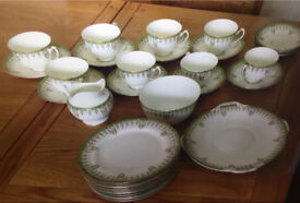 Vintage Royal Doulton Tivoli tea set