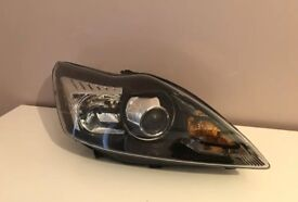 Genuine Ford Focus ST RS Xenon Drivers Side Headlight 2009-2010-2011-