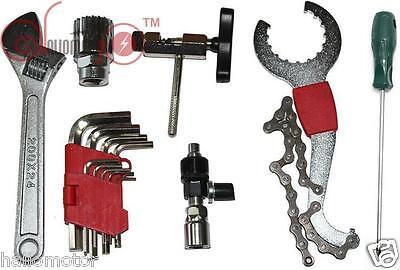 HalloMotor Electric Bicycle  DIY Conversion Tools Kit