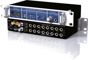 RME audio interface multiface 2. 8in 8 out midi