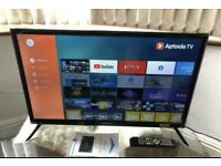 Brand New Boxed 32 inch Smart TV HD WiFi Android