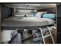 Motorhome Hire 3 Models to choose from our new fleet