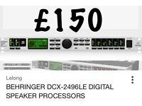 Behringer DCX-2496LE