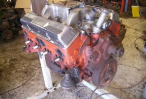 Looking for a small block Chevy