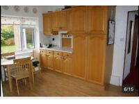 Kitchen, pine