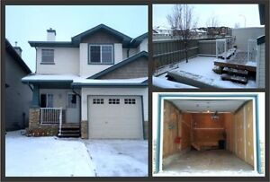 Duplex For Rent S Terwillegar w/ Garage 3 Bed 2.5 Bath +Basement