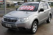 2009 Subaru Forester X Lonsdale Morphett Vale Area Preview