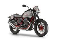 "Moto Guzzi V7 II Racer ABS ""66 Plate"" Pre-Reg"