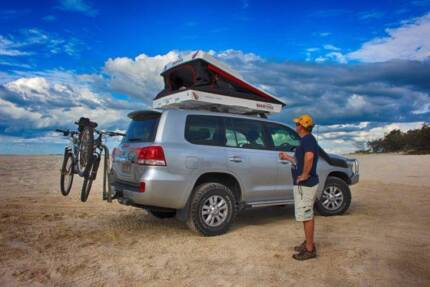 BACKTRAX SPORTS UTILITY ROOF TENT