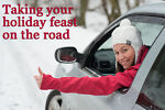 Taking your holiday feast on the road
