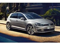New Shape Golf Diesel Hatchback 1.6 TDI SE [Nav] 5dr *£168+VAT p/m**