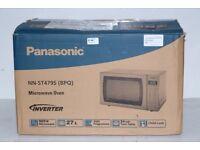 Panasonic NN-ST479S microwave oven RRP £140
