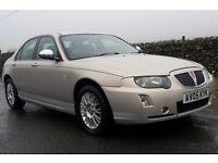 Rover 75 Connoisseur SE CDTI (130hp).