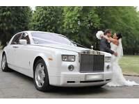 M25 Chauffeurs Ltd Offer Bentley Wedding Car Hire £200-Rolls Royce Wedding Car Hire £450-Hire