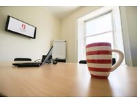 Luxury Office to Rent in Ayr, triple fibre optic broadband, newly refurbished, fixed costs