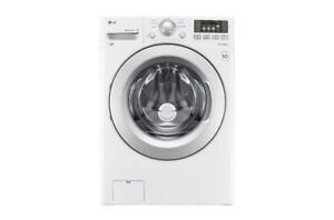 LG High Efficiency Front Load Washer (WM3170C)