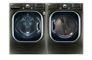 Big Saving On LG , Samsung Front Load   Washer and Dryer Start From $599.99