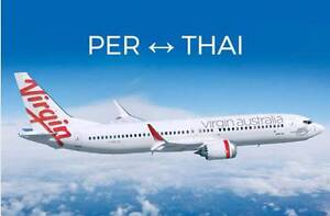 80,000 Virgin Frequent Flyer Points | Free Perth ⇔ Thailand ✈ Perth Perth City Area Preview