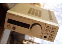 KENWOOD R-SE7 CLASS A mini size INTEGRATED AMP/ AMPLIFIER -RECEIVER am fm