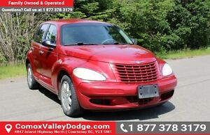 2004 Chrysler PT Cruiser Classic Edition VALUE PRICED & SAFET...