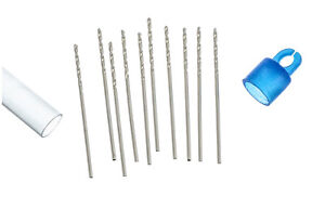 Precision twist drill ebay gift idea 80 size 10pc wire gauge twist drill bits hss precision metal working keyboard keysfo Image collections