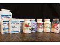 Months Supply of Natural Detox, Weight Loss Supplements & Vitamins!