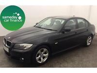 £180.08 PER MONTH 2011 BMW 320D 2.0 EFFICIENTDYNAMICS SALOON 4 DR DIESEL MANUAL