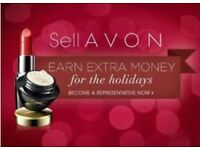 Looking for a job? extra income for Christmas? Join Avon today receive £350 worth of products free!