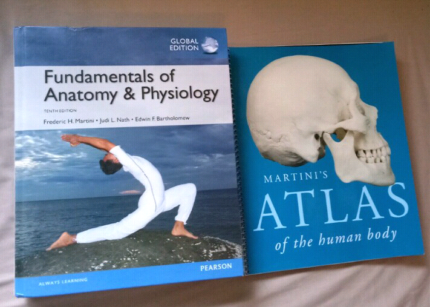 Principles of Anatomy & physiology textbook | Textbooks | Gumtree ...