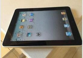 Ipad 1 wifi 32gb black mint boxed