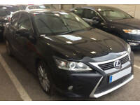 Lexus CT 200h FROM £51 PER WEEK!