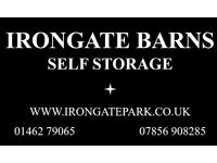 STORAGE SPACE/ UNITS - BUSINESS & PERSONAL USE - CHEAPEST SPACE LOCALLY