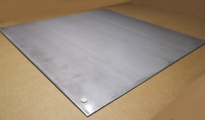 4130 Steel Sheet .160 Thick X 24.0 Wide X 24 Length Hot Rolled