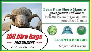 SheepManureBuy10get1FREE+FREEdelivery Forrestdale Armadale Area Preview