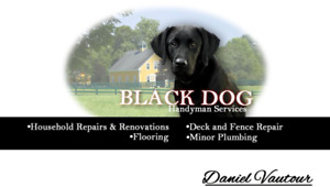 Blackdog Handyman Services