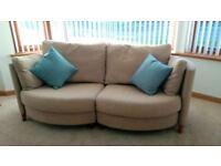 Ex Anderson's 'Fama' sofa