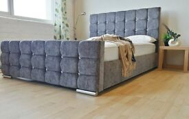 Florence Chenille Bed/DOUBLE/KING&SUPERKING