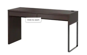 IKEA Micke Desk - with 2 drawers