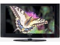 "SAMSUNG 52""LCD TELEVISION"