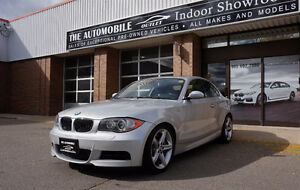 2009 BMW 135i 1 SERIES COUPE NO ACCIDENT