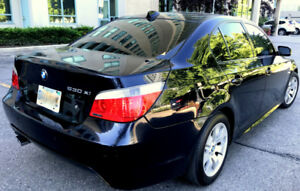 2007 BMW 530XI , M Package, Power Seats, Safety and Emission